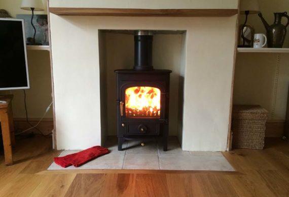 new log burner