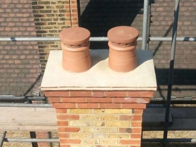 renovated chimneys