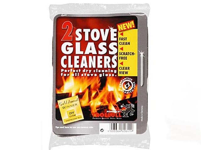 stove glass cleaners